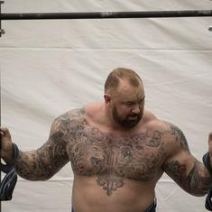 Watch: Actor who played The Mountain in 'Game of Thrones' creates world record for heaviest deadlift