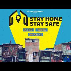 'Stay home, stay safe': Dharavi in Mumbai produces multilingual rap song as Covid-19 cases mount