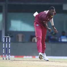 Don't want to pigeonhole myself to just Tests, want to play all three formats: Windies' Jason Holder