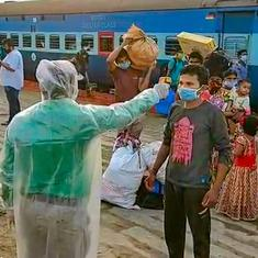 As migrants trickle in, India's eastern states say they will test them for coronavirus