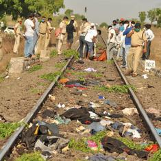 Aurangabad: At least 16 migrant workers run over by cargo train, Modi says 'anguished'