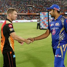 David Warner and Rohit Sharma discuss India's Test win in Australia, T20 World Cup's future and more