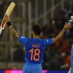 Watch: Virat Kohli picks his favourite match other than 2011 ODI World Cup final win