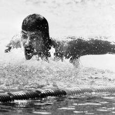 Pause, rewind, play: A moustachioed Mark Spitz rewrote Olympic history with seven golds at Munich