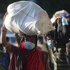 As lakhs of migrant workers try to go home, Indian states spar over logistics
