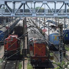 Regular train services to remain suspended until further notice: Indian Railways