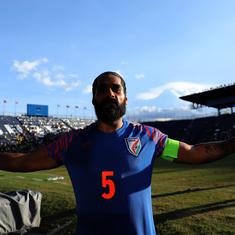 Indian Football: AIFF recommends defender Sandesh Jhingan, Bala Devi for Arjuna Award