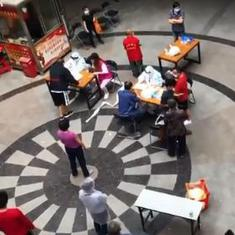 Watch: How Wuhan, the novel coronavirus epicentre, is testing every resident for Covid-19