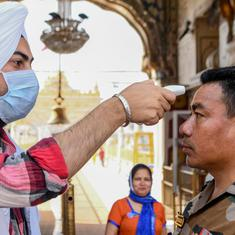Coronavirus: Soldier tests positive in Army headquarters, part of the building in Delhi shut