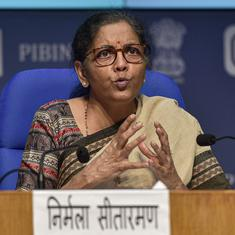 Nirmala Sitharaman calls rising fuel prices 'vexatious' matter, says no answer except reducing rates