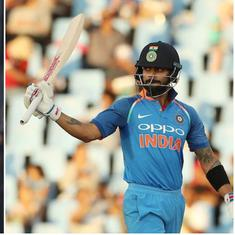 Why Virat Kohli or any Indian player? I'd be happier if compared with Pakistani greats: Babar Azam
