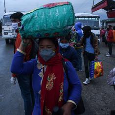 Like India, Nepal, Sri Lanka and Bangladesh are scrambling to bring back workers from abroad