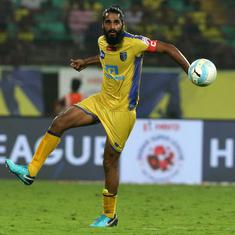 It's official: India defender Sandesh Jhingan leaves ISL side Kerala Blasters after six years