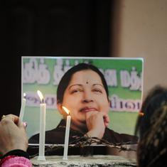 Tamil Nadu promulgates ordinance to 'temporarily' take over Jayalalithaa's Poes Garden residence