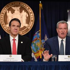 How Andrew Cuomo and Bill de Blasio's failures made New York a Covid-19 epicentre