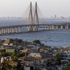 Mumbai's Bandra-Worli Sea Link is a symbol of aspiration – and reckless development