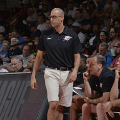 Oklahoma assistant coach Bhavnani on his NBA journey, how Indians can reach the next level and more