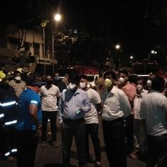 Mumbai: 24 doctors rescued after fire breaks out at Hotel Fortune