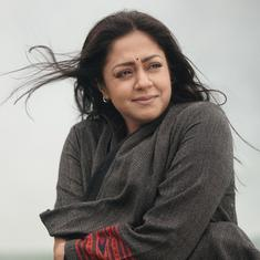 Tamil star Jyotika wants to set an example with her films – and she's raising the bar in the process