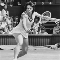 Inspiration beyond sport: Billie Jean King's enduring battle for gender equality, not just in tennis