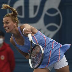 Hope this is the beginning of a return for tennis: Petra Kvitova after winning Prague event
