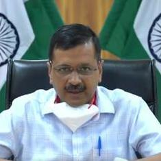 Coronavirus: Delhi cannot be under permanent lockdown, says Arvind Kejriwal