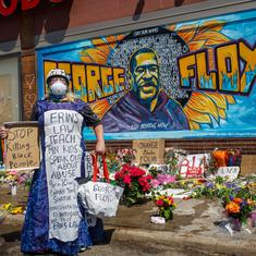 US: George Floyd's family sues Minneapolis city and four officers over his killing