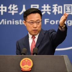 Covid-19: US is a 'habitual quitter', says China on Donald Trump's plans to sever ties with WHO