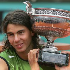 Pause, rewind, play: When Nadal turned 19 and beat Federer at the French Open to begin clay legacy