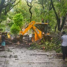 Cyclone Nisarga: At least three die as storm, heavy rain wreaks havoc in parts of Maharashtra