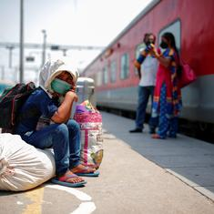 Coronavirus: Railways discontinues several trains due to surge in cases, low occupancy