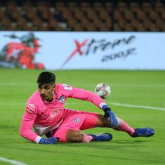 Didn't want to leave but it had to happen: India goalkeeper Gurpreet Singh on his stint in Europe