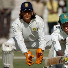 Watch: Former Zimbabwe captain Taibu on his first impression of MS Dhoni during India A tour in 2004