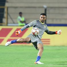 ISL: Odisha FC sign goalkeeper Kamaljit Singh from Hyderabad FC on two-year contract