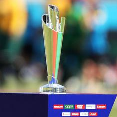 It's official: ICC confirms Men's T20 World Cup will not take place in 2020 due to coronavirus
