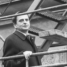Swedish PM Olof Palme's alleged assassin does have an India connection. No, it isn't Bofors