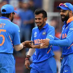 Watch: Yuzvendra Chahal on saliva ban, playing under Virat Kohli and Rohit Sharma's captaincy & more