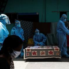 कोरोना वायरस: बीते 24 घंटे का फिर रिकॉर्ड टूटा, करीब 12 हजार नए मामले सामने आए