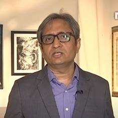 'Not a day when history is not made': Ravish Kumar on the loud coverage of Rafale jets on television