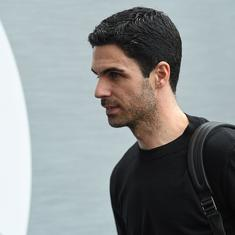 We don't have luck, the players are hurt right now: Arsenal coach Mikel Arteta after Everton defeat