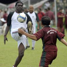 Indian football: Former captain IM Vijayan recommended by AIFF for Padma Shri award