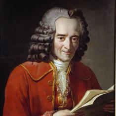 How French philosopher Voltaire lost 90% of his investment in the 'grand, ruinous trade with India'