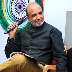 Congress suspends Sanjay Jha for alleged anti-party activities and breach of discipline
