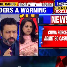 Ladakh clash: Times Now falls for fake WhatsApp list naming 30 dead Chinese soldiers