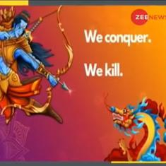 Watch: Uncanny similarities in the ways most TV channels responded to the India-China stand-off