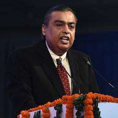 SEBI fines Reliance Industries, Mukesh Ambani Rs 40 crore for 'manipulative trades' in 2007