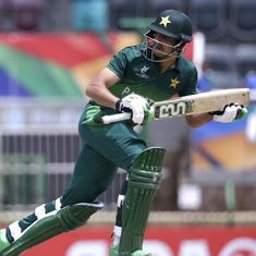 Rohit Sharma my role model, want to give similar start to innings: Pakistan batsman Haider Ali