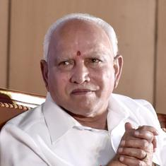 Congress demands resignation of Yediyurappa over corruption allegations against relatives