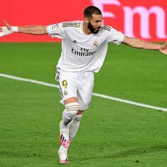La Liga: Karim Benzema, Marco Asensio strikes hand Real Madrid comfortable win over Valencia