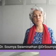 Watch: 'Stringent lockdowns alone are not the solution' says WHO's Soumya Swaminathan